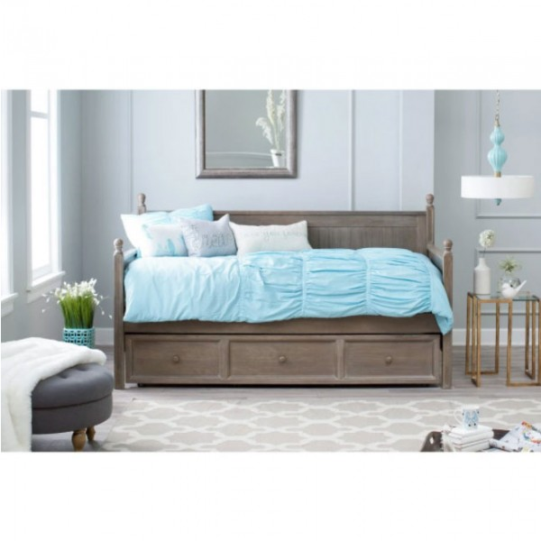 Cozy  Daybed-washed gray