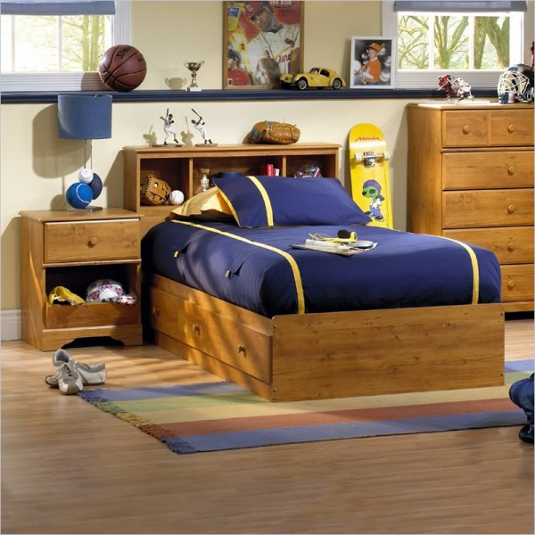 South Shore - Amesbury - Bedroom Set