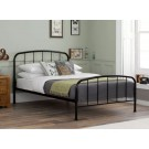 Eastbrook black metal frame bed