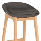 Timber Wood Bar Stool