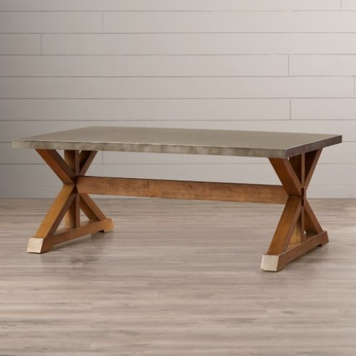 Cross Legged Coffee Table